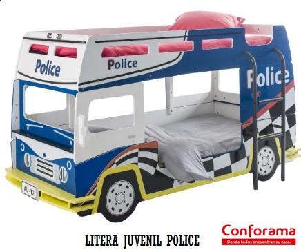 Litera POLICE