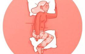 16-Las 5 mejores posiciones para dormir para el dolor de espalda baja
